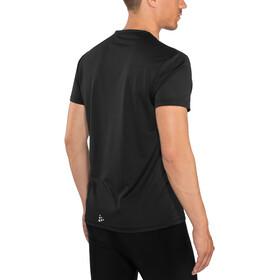 Craft Eaze T-shirt à maille Homme, black